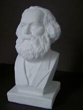 Karl Marx  Bust 20cm Handmade in England