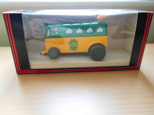 Scalextric-C421 Turtle Party WAGON Comme neuf condition-Coffret Complet N.S.A.