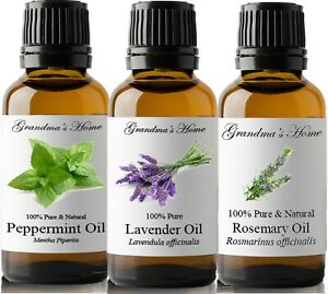 Essential Oils Therapeutic grade- 100% Pure & Natural - 5 mL up to 2 oz Sizes!