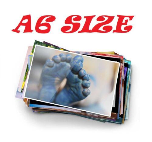 Haute Qualité d/'impression photo Service d/'impression A6 Rapide Service