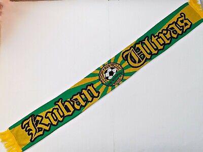 Fc Kuban Krasnodar Football Ultras Scarf Bufanda Fan Russia Hooligans Ebay