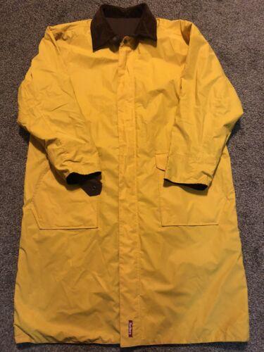 Vintage Adult's MARLBORO Reversible Rain Coat Dust