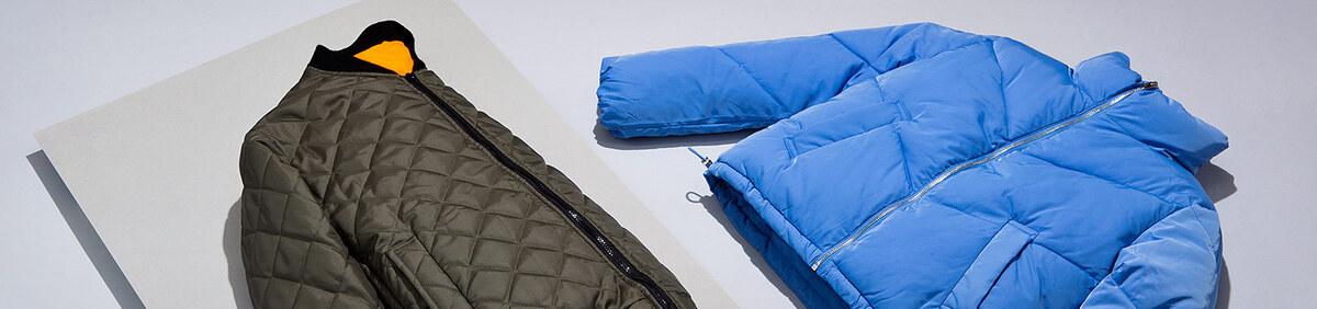 Aktion ansehen Warme Winterjacken Moderne Steppjacken und kuschelige Daunen