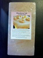 Himalayan Salt Cooking Plate 8x4x2