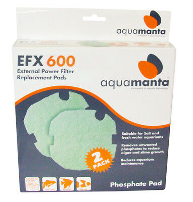 AquaManta EFX Standard External Filter Tap Set