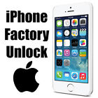AT&T IPHONE FACTORY UNLOCK CODE Service For iPhones 6+ 6 5s 5c 5 4s 4 3gs 3 READ