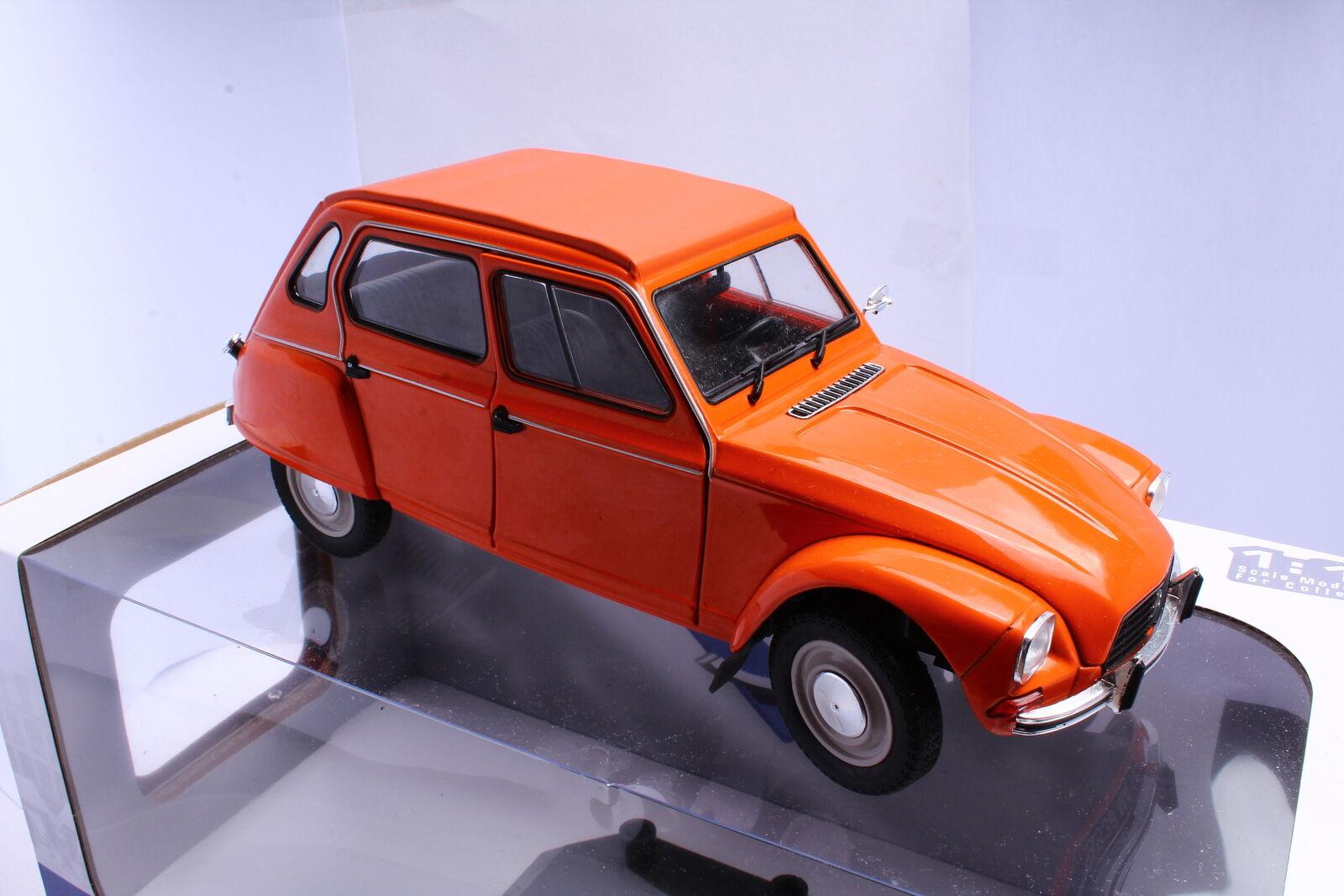 Solido S1800304 Citroën Dyane Dyane Dyane 1974 orange Tenere 1 18 OVP 2b4fb8