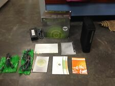 Xbox 360 Elite Ring of Death with box & accessories