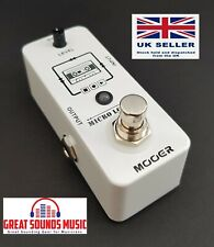 Mooer micro looper guitar effects pedal. 30 minute record. Brand new UK stock.