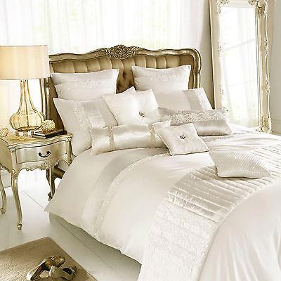 Celebrity Designer Kylie Minogue MADALINE Bed Linen Bedding Quilt Duvet Cover