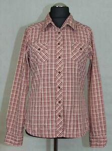 Haut-femme-TOMMY-HILFIGER-chemise-coton-taille-L-Excl