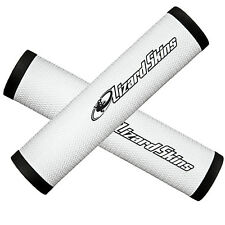 Lizard Skins DSP Grip 30.3mm MTB Mountain Bike Grips - White