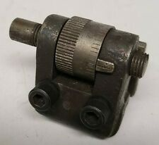 Atlas Craftsman 10 12 Inch Metal Lathe Micrometer Carriage Stop