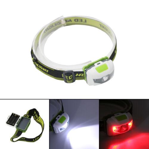 Powerful LED Headlamp 4 Modes Flashlight Torch Light Cycling Hiking Head Light