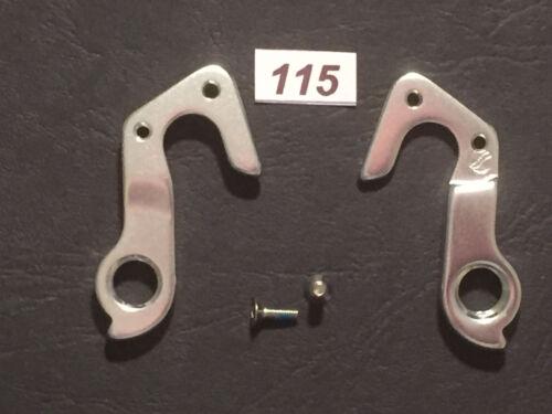 #115 Rear Derailleur Mech Gear Hanger Suitable For GT Bicycles