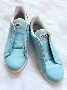 Details about Adidas Stan Smith Pastel Blue Sneakers Women's Size 9 Tennis  Shoes Vintage 07/05