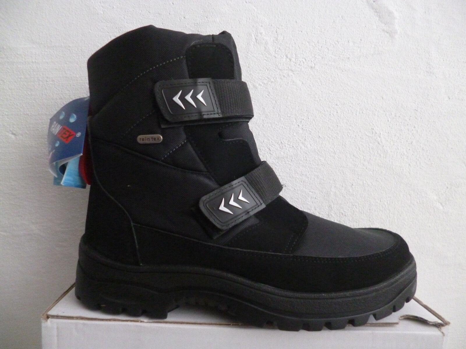 Vista Herren Stiefel Winterstiefel Boots Spikes Tex wasserdicht NEU