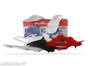 Kit-plastiques-Coque-Polisport-HUSQVARNA-TC-TE-250-450-2005-2007-Coul-Origine