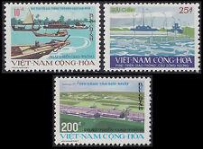 VIETNAM du SUD N°528/530** Développement des transports, 1975 South Viet Nam MNH