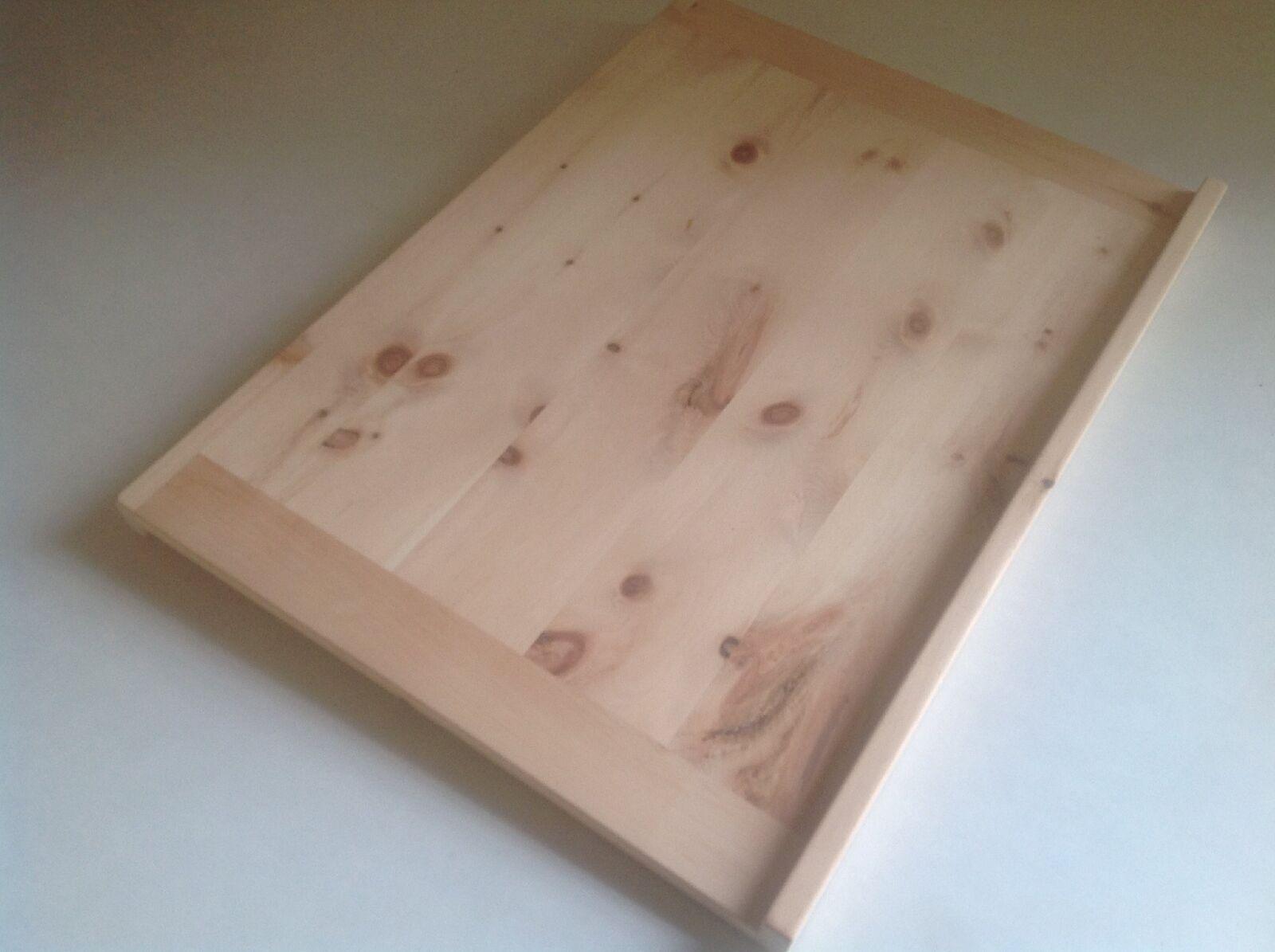 Nudelbrett aus Zirbenholz Zirbe 40 x 60 cm