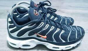 Details about Nike Air Max Plus TN SE Tuned Black Silver Orange CD1533 001 Men's Size 9 NEW