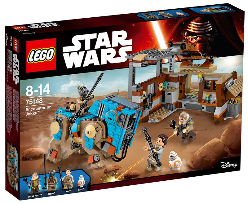 Lego  star wars 75148 meeting on jake lego  prix le moins cher