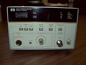HP-436A-Power-meter
