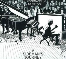 A Sideman's Journey [Digipak] by Klaus Voormann (CD) Paul McCartney Cat Stevens
