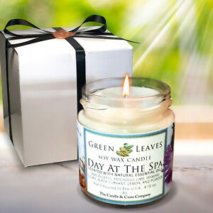 Handmade-Day-At-The-Spa-Aromatherapy-Highly-Scented-Soy-Candle-Gift-For-Her