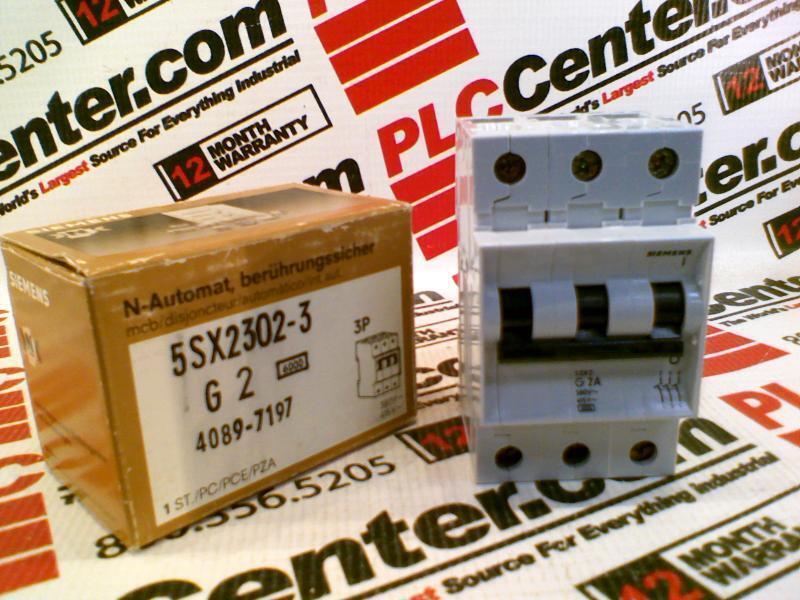 SIEMENS 5SX2302-3   5SX23023 (NEW NO BOX)
