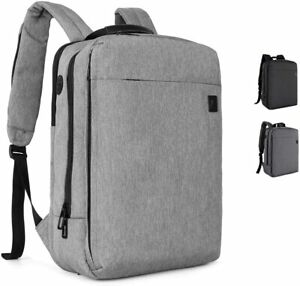 15-6-Laptop-Backpack-Business-Travel-Durable-Multi-Functional-Water-Resistant