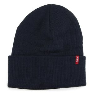 Levi-039-s-New-Slouchy-Beanie-Navy-Blue