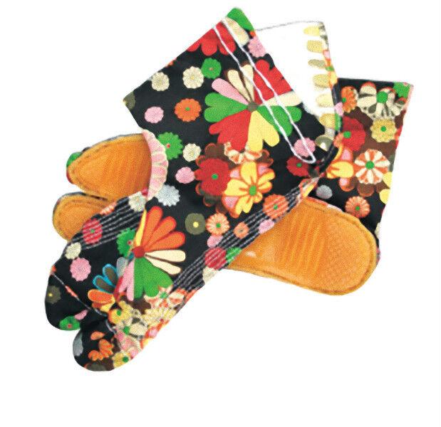 DM - d09536 zapatos Ninja Japón calcetines de cinta adhesiva 23 - 27cm