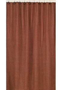 Image Is Loading Sturbridge Wine Country Plaid Shower Curtain By Park