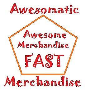 Awesomatic Merchandise