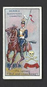 SALMON-amp-GLUCKSTEIN-TRADITIONS-ARMY-amp-NAVY-SMALL-6-17TH-LANCERS
