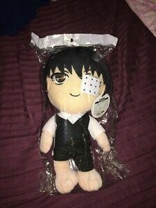 Tokyo Ghouls Anime Kaneki Ken Cosplay DIY Handmade Toy Bag Hanging Plush Doll #2