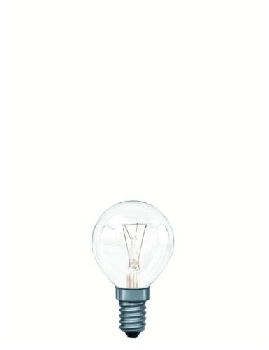Paulmann E14 Fassung 11740 Tropfenlampe 40W E14 Klar