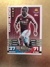 #345 Guy Demel Match Attax 2014//15 Premier League West Ham United