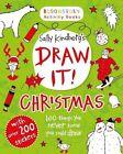 Draw It Christmas 9781408863404 by Sally Kindberg Paperback