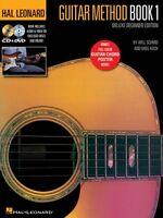 Hal Leonard Guitar Method Book 1 Deluxe Beginner Edition - With Audio 000155480