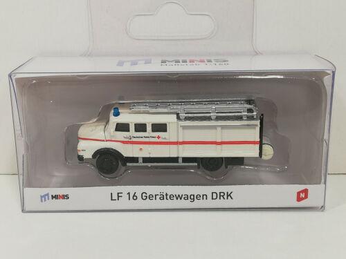 Piste N Lemke MINI lc4223 Man 11.192 NEUF 1:160 LF 16 RDC périphériques voiture