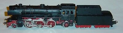 Candido Marklin Ho, Locomotora De Vapor Muy Antigua Da800 23014 3005, Digital Opcional Bello A Colori