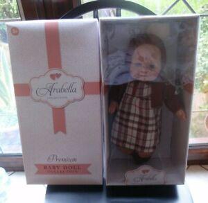 """Arabella Collection Premium Baby Doll Numéro De Code 338109 16"""" Baby Doll-afficher Le Titre D'origine Complet Dans Les SpéCifications"""