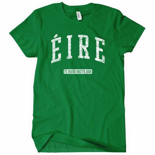 EIRE Women/'s T-shirt S-2XL Ireland Irish Dublin Galway Cork Belfast