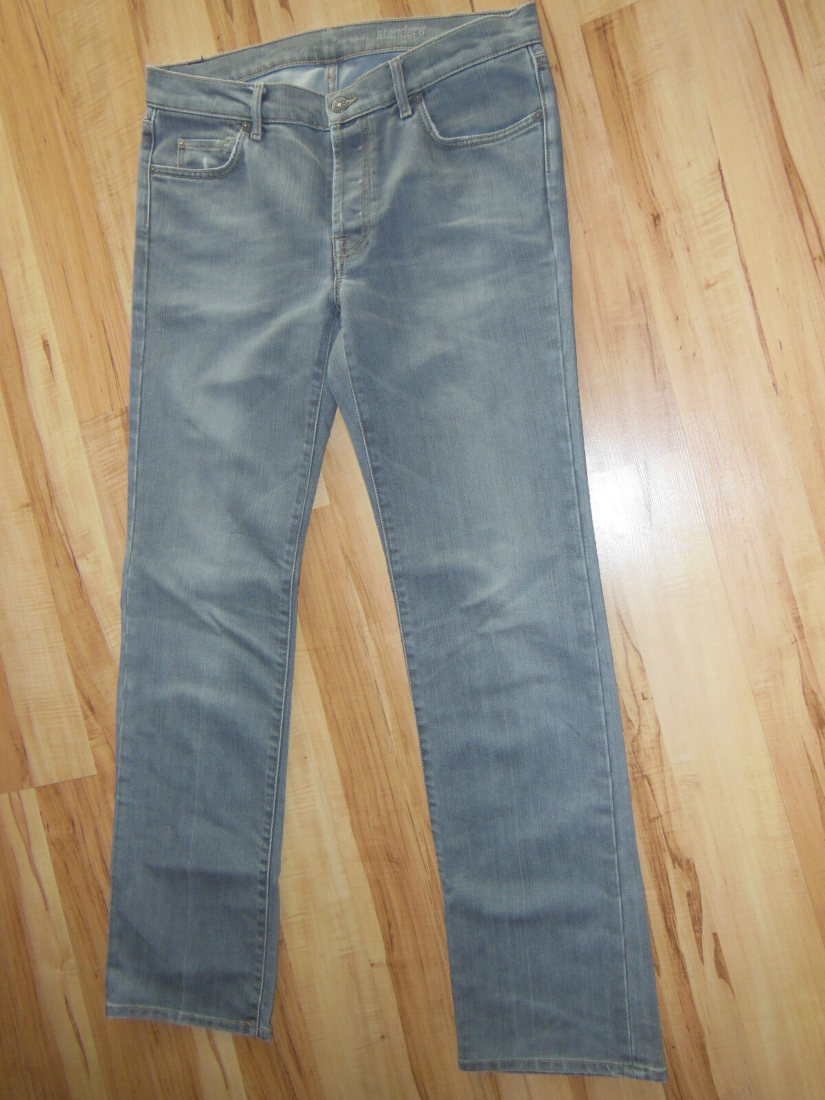 Mankind seven Jeans grau Gr. 34 TOP wie neu