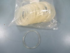 "50 Pack Dura-Belt Clear Round Polyurethane Endless O-Ring Drive Belt 0.18/""13/"""
