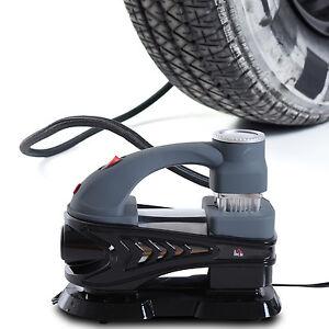 12V 100PSI 140W Mini Portable Air Inflator Air Compressor Car Tyre Inflator Pump