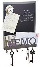 Magnetic Memo Mail Rack Board Letter Key Holder Wall Decor Reminder Note Storage