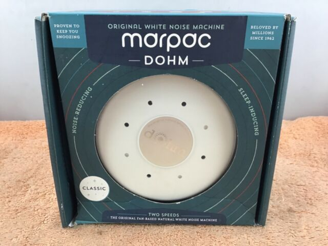 Marpac Dohm M1DSUSWH Noise Machine - White for sale online ...